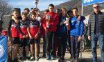 I cadetti del CSI Morbegno Campioni Regionali di corsa campestre