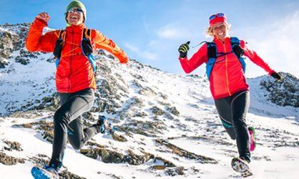 Sulle strade di Carducci con il Madesimo Winter Trail