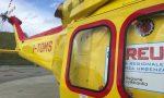 Precipita in Val Masino, 61enne in ospedale