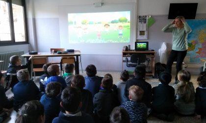 Ecologia protagonista a scuola nelle primarie in Valgerola