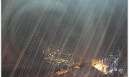 Previsioni meteo: in arrivo neve a quote basse