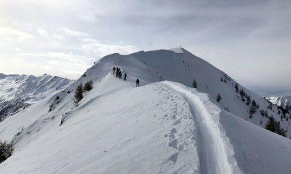 Sci Alpinismo, il percorso del ValtellinaOrobie in condizioni fantastiche - FOTO