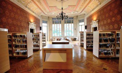 Riaprono i posti studio alla Biblioteca Rajna di Sondrio