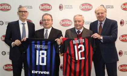 Milan e Inter, accordo con salumi Beretta per San Siro