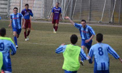 Moretti decide il derby di Morbegno LE FOTO