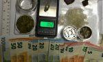 Genitori con i figli piccoli al Palù e la droga in tasca