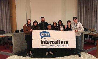 Studenti stranieri alla scoperta della Valtellina
