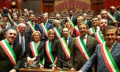 Beni Comuni, il sindaco Scaramellini all'incontro a Montecitorio