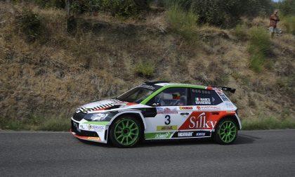 Il Rally della Val d'Orcia inaugura la stagione di Marco Gianesini