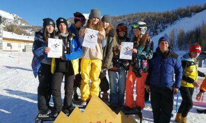 Sulla neve del Palù per i Campionati Studenteschi