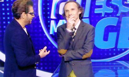Salvadalena in Tv da Enrico Papi