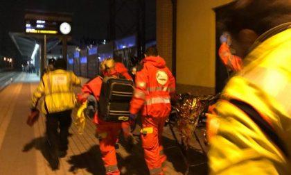 Tragedia sulla Milano-Tirano, uomo travolto dal treno