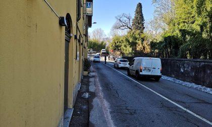 Incidente a Bellagio, soccorsi in codice rosso