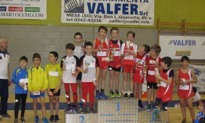 Piccoli atleti in gara a Chiavenna CLASSIFICHE