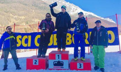 Sci Alpino: Claudiani e Loda vittoriosi a Bormio FOTO e CLASSIFICHE