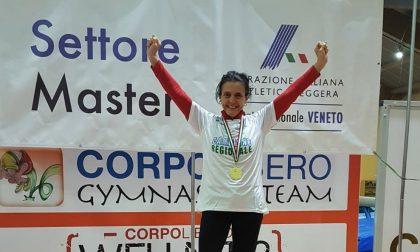 Cinzia Zugnoni vince l'Argento nei 3000 metri ma non è soddisfatta