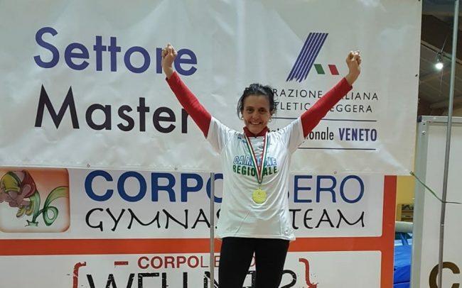 Atletica, Cinzia Zugnoni in pista al Golden Gala di Roma