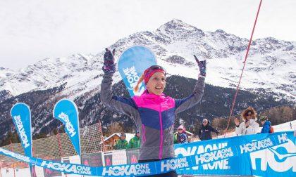 Sortini e Cagnati vincono il Santa Caterina Winter Trail