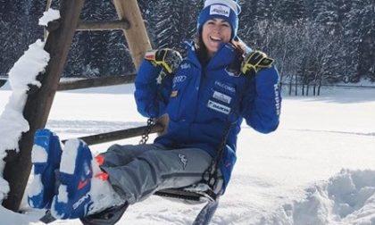 Mondiali di Are, Irene Curtoni rinuncia al Gigante