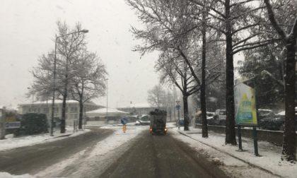 Preallarme rischio neve e attenzione vento forte