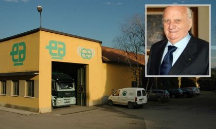 Addio al fondatore della Electro Adda, morto nel giorno del suo compleanno