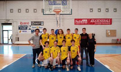 Campionati Studenteschi di Basket, vince il Liceo Donegani FOTO