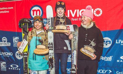 Grande successo per l'inizio della Coppa Europa di Snowboard