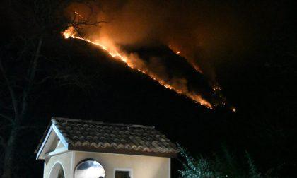 Pericolo incendi boschivi
