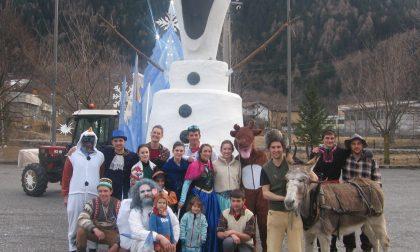 Super Carnevale a Sondalo