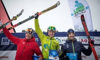 Giovanni Rossi Campione Mondiale di Sci Alpinismo