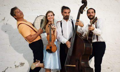 Concerto di primavera, lo swing italiano arriva al polifunzionale