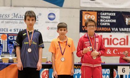 Luca Nava vince il titolo regionale nel Tennis Tavolo