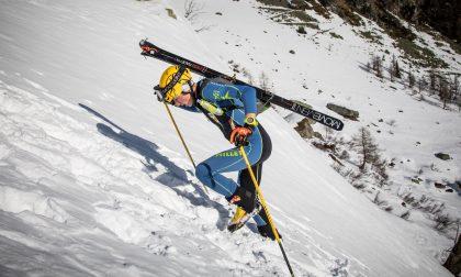 Sci Alpinismo: Giovanni Rossi al top in Coppa Italia