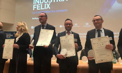 Industria Felix: ecco le 5 imprese valtellinesi premiate