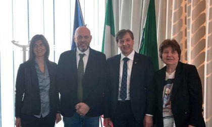 Il Comitato paritetico per la Provincia di Sondrio al lavoro