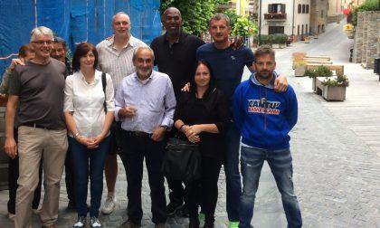 Stella dell'NBA in Valmalenco