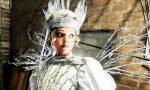In 23mila per applaudire Arianna Fontana al Carnevale di Venezia VIDEO