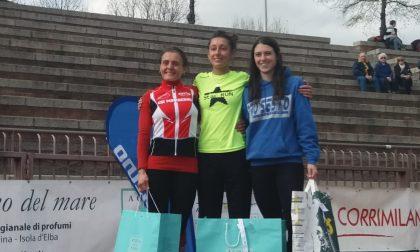Atletica, Cinzia Zugnoni seconda al Trofeo Parco Sempione