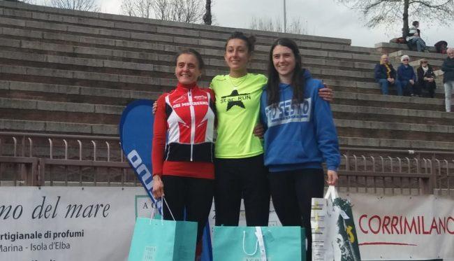 Fidal Lombardia Calendario.Atletica Cinzia Zugnoni Seconda Al Trofeo Parco Sempione