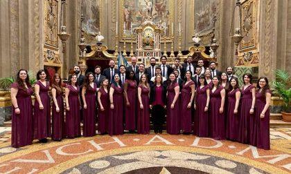 Il coro giovanile toscano approda in Valchiavenna