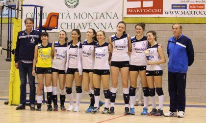 Finali Under 16, vince Progetto Valtellina Volley