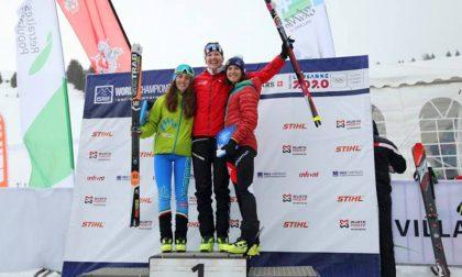 Mondiali Scialpinismo: Polisportiva Albosaggià già sul podio
