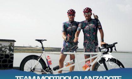 Team Mortirolo Lanzarote sfida il record dell'ora