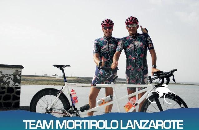 Team Mortirolo Lanzarote sfida il record dell&#8217&#x3B;ora