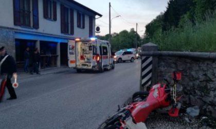 Tragedia in moto, muore professore di Morbegno