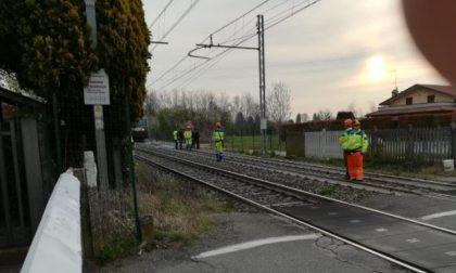 E' morto il 45enne investito dal treno FOTO – ECCO LA SITUAZIONE DELLE LINEE