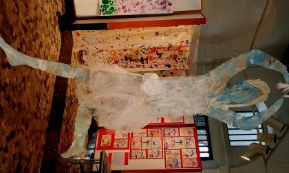 Proseguono le visite alla mostra dedicata a Munari