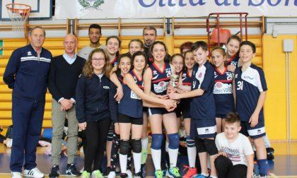 Pallavolo Under 12, Cosio vince le finali a Sondrio CLASSIFICA