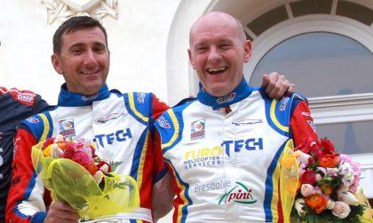 Esaltante podio per Da Zancheal Rally di Sanremo