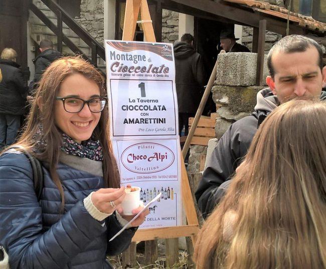 Gerola Alta si prepara per la quarta edizione di &#8220&#x3B;Montagne di Cioccolato&#8221&#x3B;
